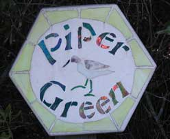 Piper Green stepping stone